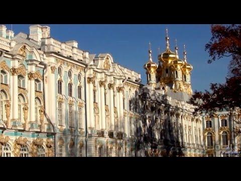 Katharinenpalast Puschkin [Video]