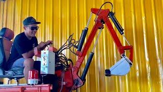 จะไปดูหุ่นยนต์ แต่เจอจระเข้ยักษ์ และได้ขับรถแม็คโคร | เที่ยวบ้านหุ่นเหล็ก จ.อ่างทอง | CLASSIC NU