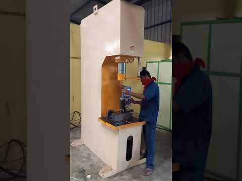 C Type Hydraulic Press Machine