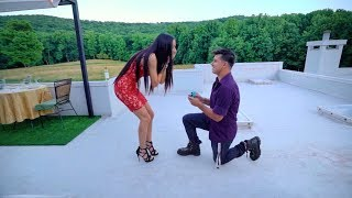THE BEST PROPOSAL IN THE WORLD!