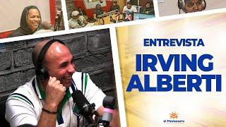 """Irving Albertí ejemplo del hombre """"Quitado"""" y su opinión de SERGIO CARLO"""