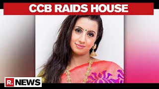 Sandalwood drug racket: Actor Sanjjanaa Galrani house raided - Download this Video in MP3, M4A, WEBM, MP4, 3GP