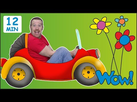 Surprise Eggs Toys for Kids + MORE from Steve and Maggie   Learn Wow English TV   English Words