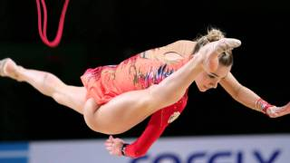 Rhythmic Gymnastics Music - Big And Bad