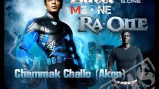 Akon & Hamsika Iyer -- Chammak Challo