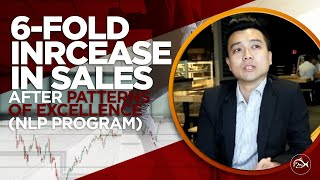 """6-Fold Increase in Sales After """"Patterns of Excellence- NLP Program"""""""