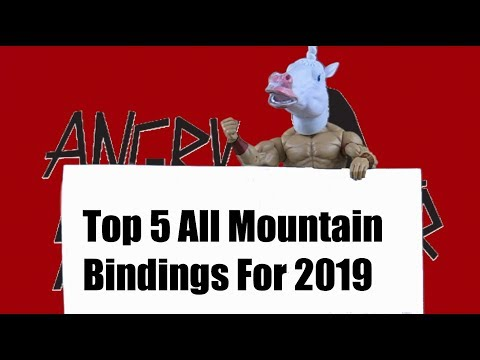 Top 5 All Mountain Bindings For 2019