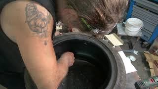 Der Grilljunky und die Smoker - Ratte - Bonusrunde - Reifenreparatur