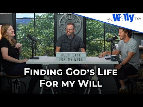Finding God's Life for My Will with Mike from Tenth Avenue North | Full interview