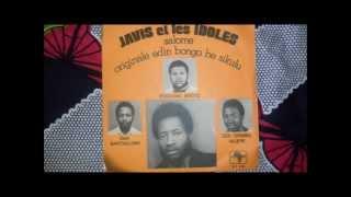 Javis et Les Idoles - Salome (Sonafric 1976 SAF1789)
