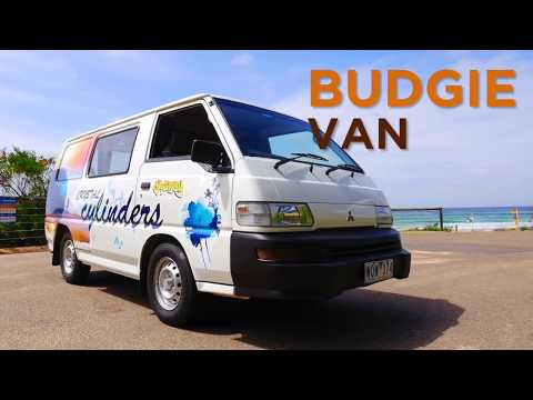 9c4723a58b Used Mitsubishi Budgie Campervan for Sale