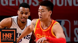 China vs Phoenix Suns Full Game Highlights   July 12   2019 NBA Summer League