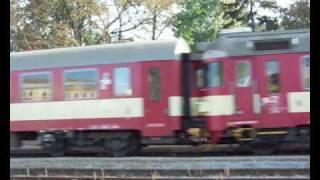 preview picture of video 'Praha - Veleslavín'