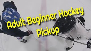 Adult Beginner Hockey League Pickup June 2, 2019