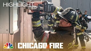 Trailer Park Fire   Chicago Fire (Episode Highlight)