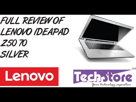 Full review and unboxing of Lenovo Z50 70 first look hands on