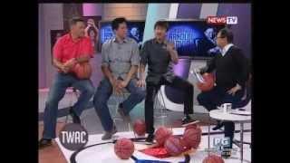 Tonight with Arnold Clavio: Ang alamat ng 'pakpak shorts' sa PBA