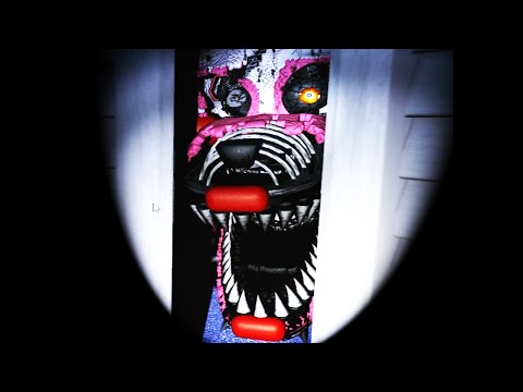 MOST JUMPSCARES EVER | Five Nights at Freddy's 4 Halloween - Part 2