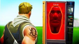 the forbidden vending machine...