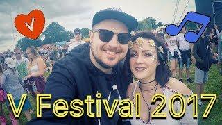 V Festival 2017 - Jamie and Vicky