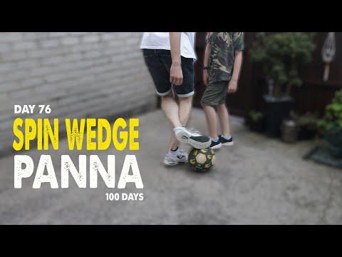 SPIN WEDGE PANNA | 100 DAYS | Day 76