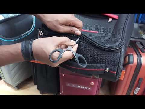 American Tourister trolley bag futures anti theft zip new model Atlantis
