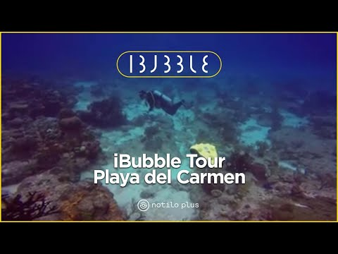 iBubble Tour – Playa del Carmen – Nov. 14th