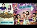 Cobra - Thumbi Thullal Lyric | REACTION | Chiyaan Vikram | AR Rahman | Ajay Gnanamuthu