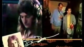 John Entwistle Jokes About John Deacon! 1990