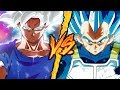 Goku VS Vegeta - Battaglia Rap Epica - Dragon Ball Super (Manuel Aski)