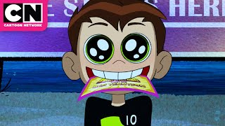 VIP Access | Ben 10 | Cartoon Network