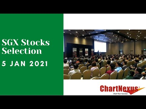 SGX Stocks Discussion FB Live 5 Jan 2021