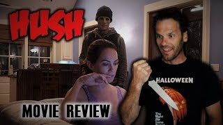 Drumdums Reviews Hush Spoiler Talk At The End/Ending Explained