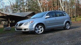 Pontiac Vibe 2003 - 2008