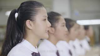 Video : China : XiaMen High School, band and choir