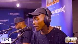 "Dizzy Wright Performs ""Train Your Mind"" & ""False Reality"" Live on HipHopNation"