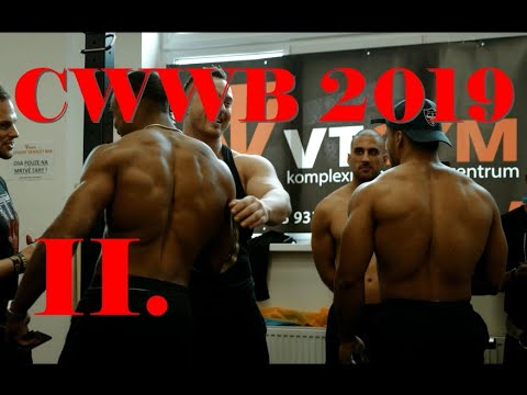 Czech Weighted Workout Battle (CWWB) 2019 - PART II