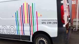 preview picture of video 'Sareno - Opel Vivaro'