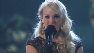Carrie Underwood ~ Two Black Cadillacs ~ 2013 ACM Awards