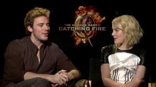Why Johanna And Finnick Think Rihanna, Robert Pattinson Would Win Hunger Games