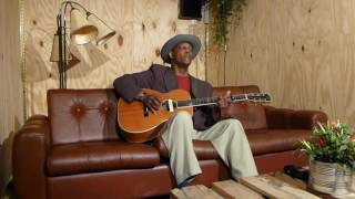 Eric Bibb -  Going Down The Road Feeling Bad -live acoustic at Tønder Festival 2016