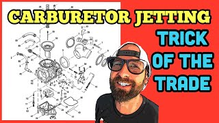 Carburetor jetting trick [YOU NEED TO KNOW THIS!]