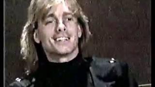 Cheap Trick 1982 FM-TV Rare Interview