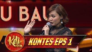 Master Rina Peragakan Stage Act Untuk Indri, Genit Genit Manja - Kontes KDI Eps 1(6/8)