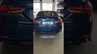 2018 Toyota Camry SE Lights upgrade