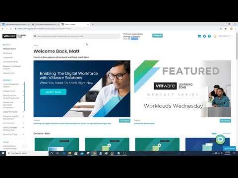 009 #vmwaredailytip | #Free #VMware Learning Zone Premium ...