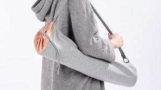 Burda Style - Yoga Tasche Nähen