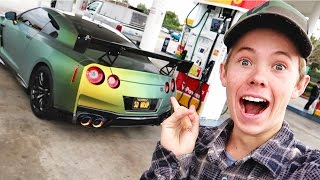 REVEALING THE GTR PROJECT!