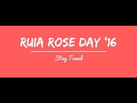 Ruia Rose Day 2016 (Teaser)