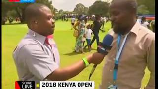 Scoreline: Designer who made 2018 Kenya Open Jacket